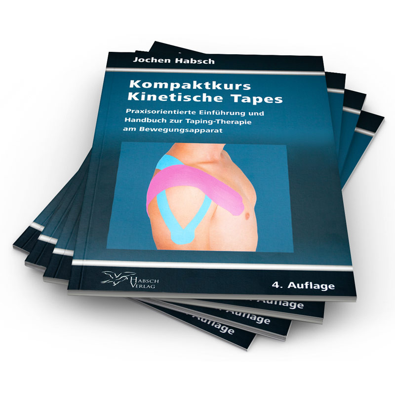 """Buch """"Kompaktkurs kinetische Tapes"""" - 4. Auflage"""