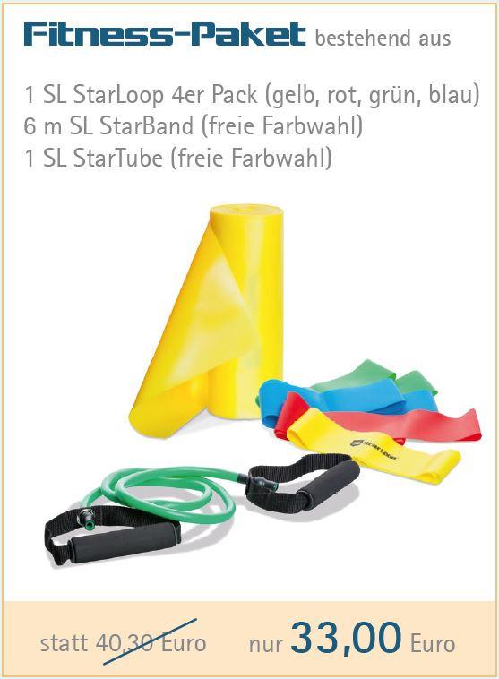 Übersicht SL Fitness-Paket