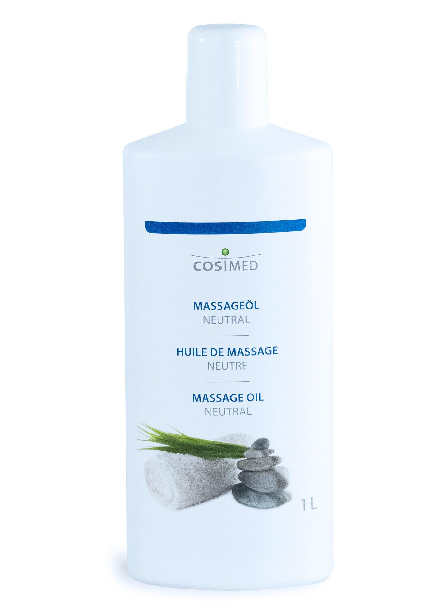 Massageöl neutral