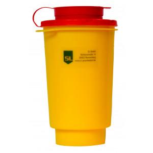 Abwurfbehälter 0,6 Liter