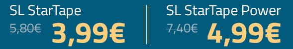 SL StarTape und SL StarTape Power