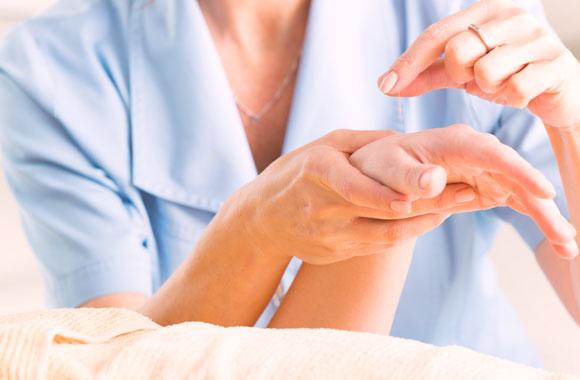 Akupunktur bei Karpaltunnelsyndrom