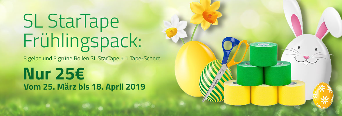 6er-Pack StarTape Ostern
